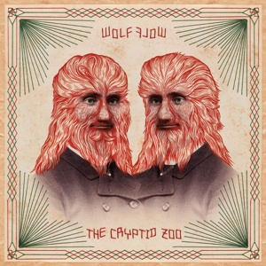 Cover WOLFWOLF, the cryptid zoo