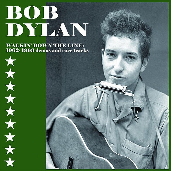 Cover BOB DYLAN, walkin down the line