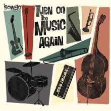 SOWETO, turn on the music again cover