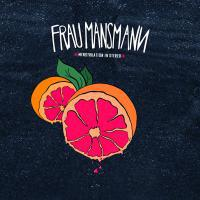 FRAU MANSMANN, menstruation in stereo cover