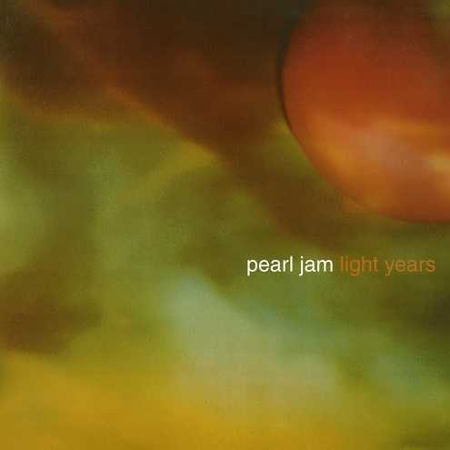 PEARL JAM, light years / soon forget cover