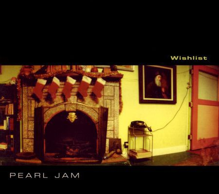 Cover PEARL JAM, wishlist / u & brain of