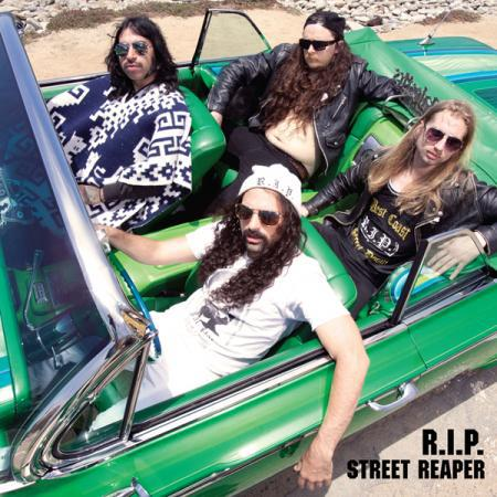R.I.P., street reaper cover