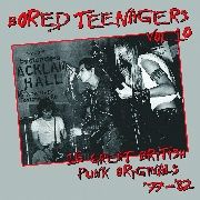 Cover V/A, bored teenagers vol. 10