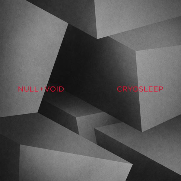 NULL+VOID, cryosleep cover
