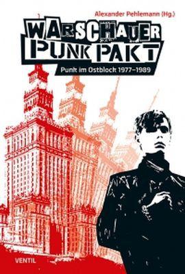 ALEXANDER PEHLEMANN, warschauer punk pakt cover