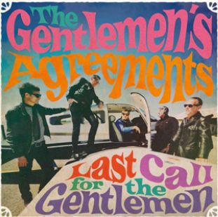 GENTLEMEN´S AGREEMENT, last call for the gentlemen cover