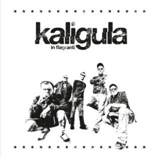 KALIGULA, in flagranti cover