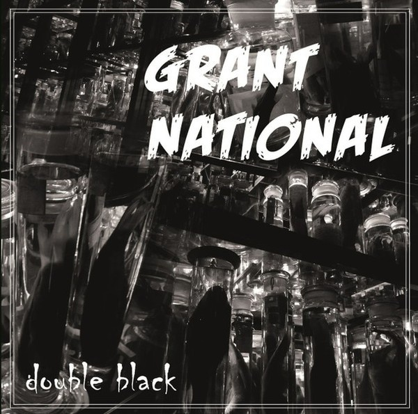 Cover GRANT NATIONAL, double black