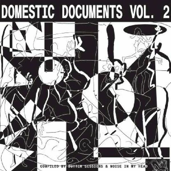 Cover V/A, domestic documents vol. 2