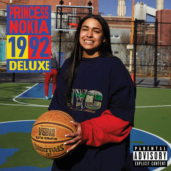 Cover PRINCESS NOKIA, 1992 deluxe