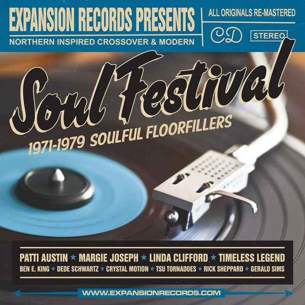 Cover V/A, soul festival / 1971-79 soulful floorfillers