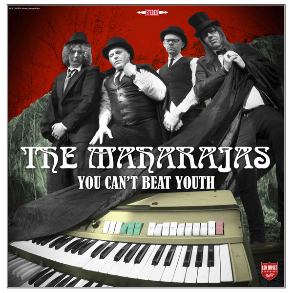 MAHARAJAS, you can´t beat youth cover