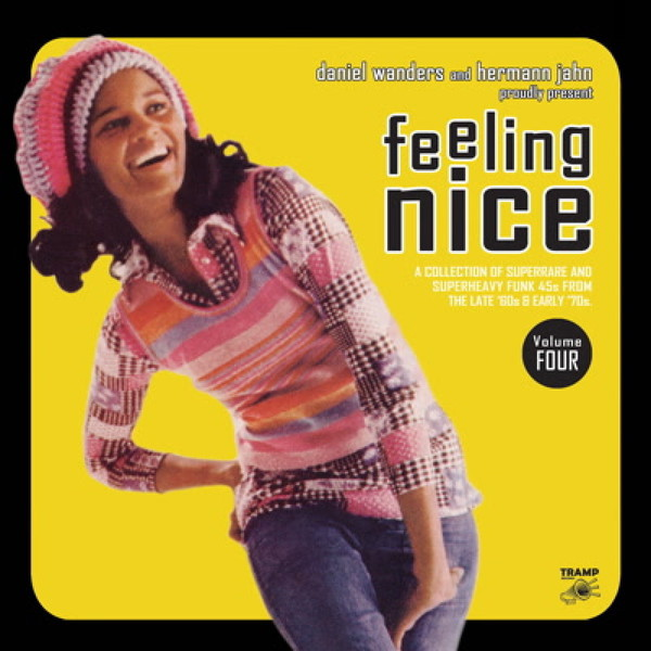 Cover V/A, feeling nice vol. 4
