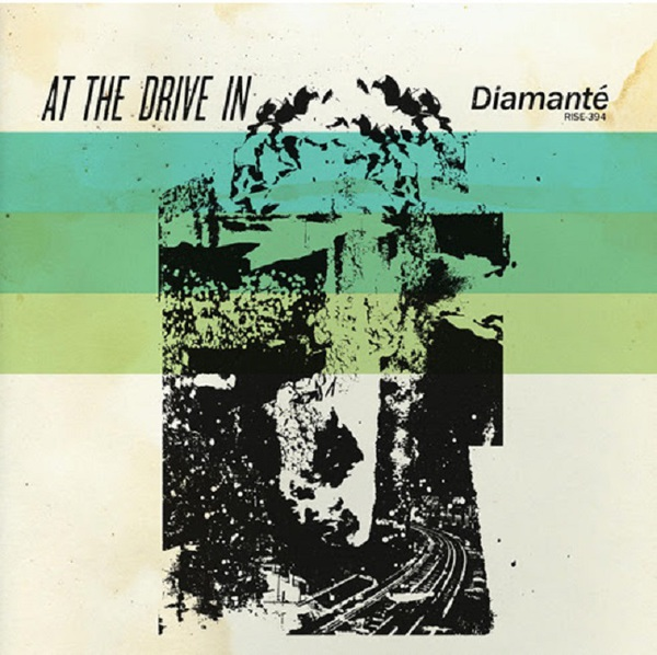 Cover AT THE DRIVE IN, diamanté