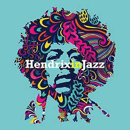 V/A, hendrix in jazz cover