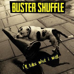 BUSTER SHUFFLE, i´ll take what i want cover