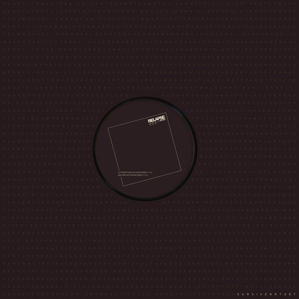 SURVIVE, rr7387 (remix record) cover