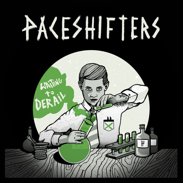 PACESHIFTERS, waiting to derail cover