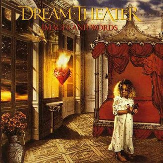 Cover DREAM THEATER, images and words
