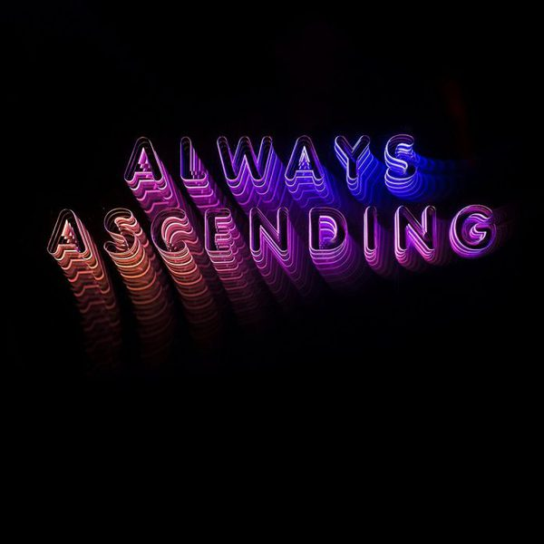 FRANZ FERDINAND, always ascending cover