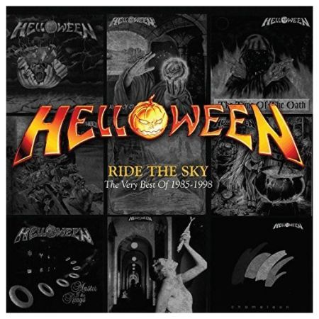 Cover HELLOWEEN, the very best of 1985-1998