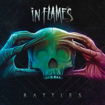 Cover IN FLAMES, battles