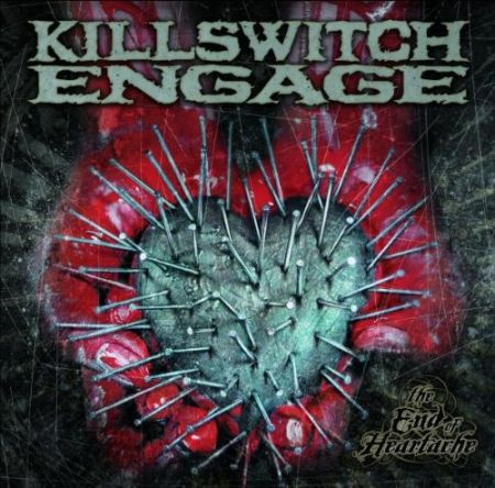 Cover KILLSWITCH ENGAGE, the end of heartache