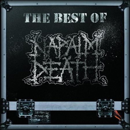 Cover NAPALM DEATH, the best of napalm death