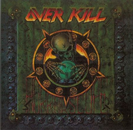 Cover OVERKILL, horrorscope