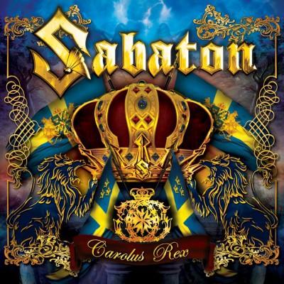SABATON, carolus rex cover