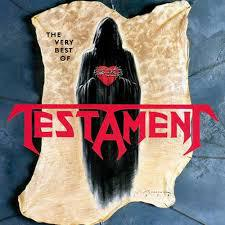 Cover TESTAMENT, the very best of