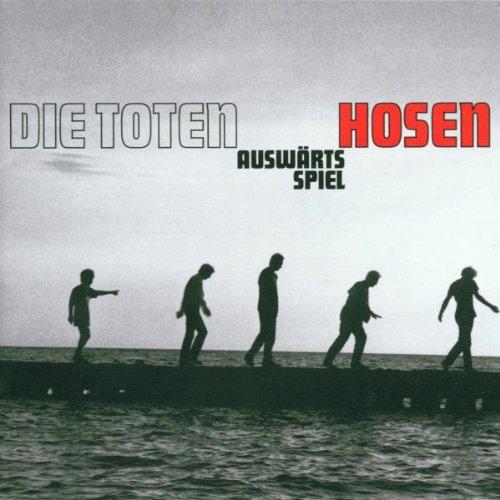 TOTEN HOSEN, auswärtsspiel cover