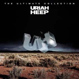 URIAH HEEP, the ultimate collection cover