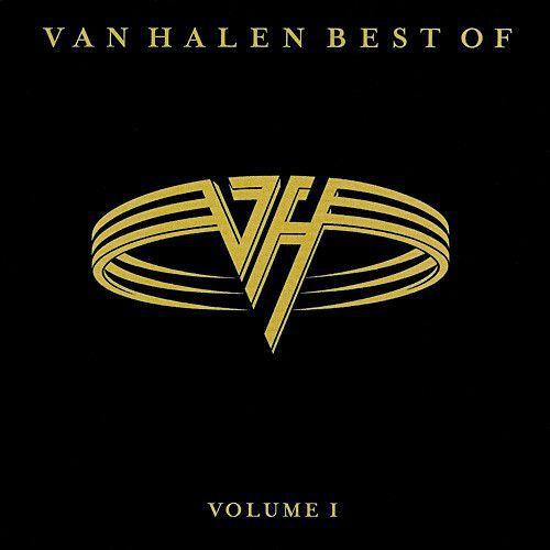 VAN HALEN, best of vol. 01 cover