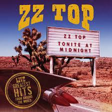 Cover ZZ TOP, live - greatest hits from around the world