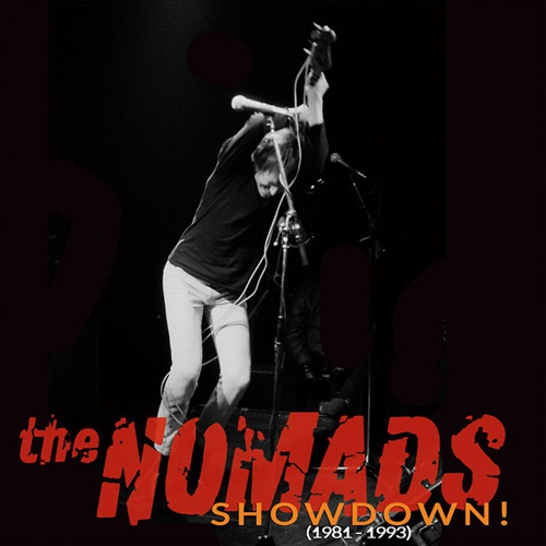 Cover NOMADS, showdown (1981-1983)