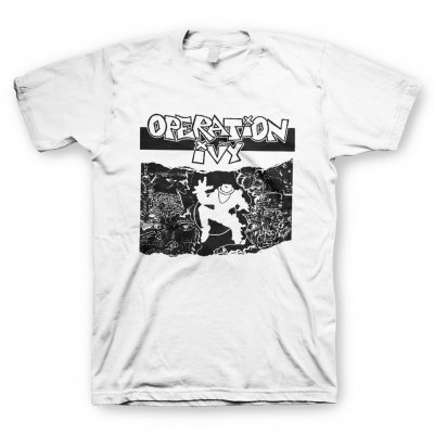 Cover OPERATION IVY, energy (boy) white