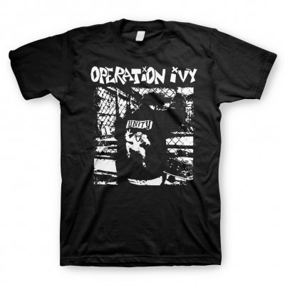 Cover OPERATION IVY, unity (boy) black