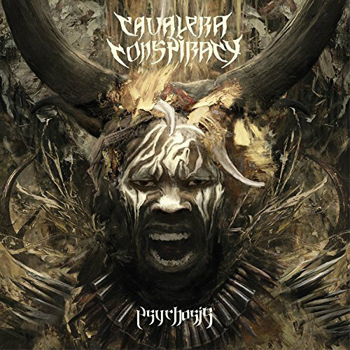 Cover CAVALERA CONSPIRACY, psychosis