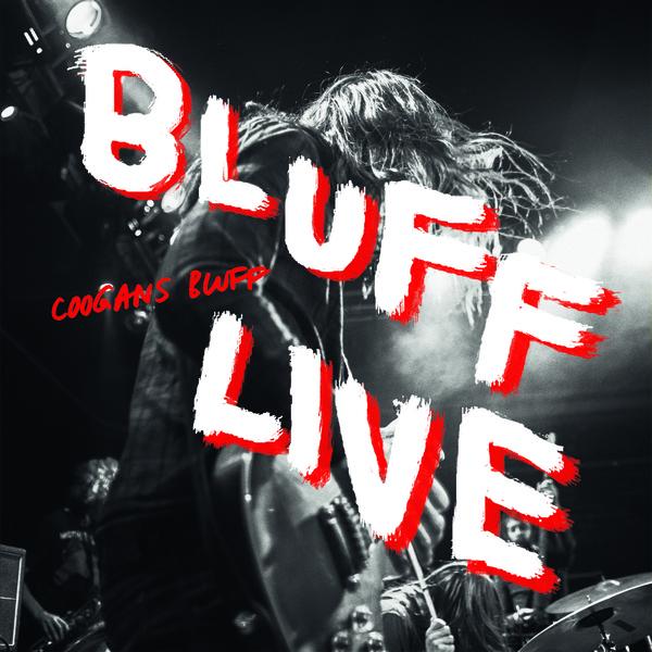 COOGANS BLUFF, bluff live cover