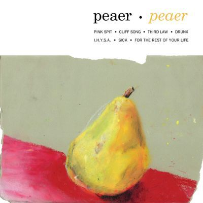 PEAER, s/t cover