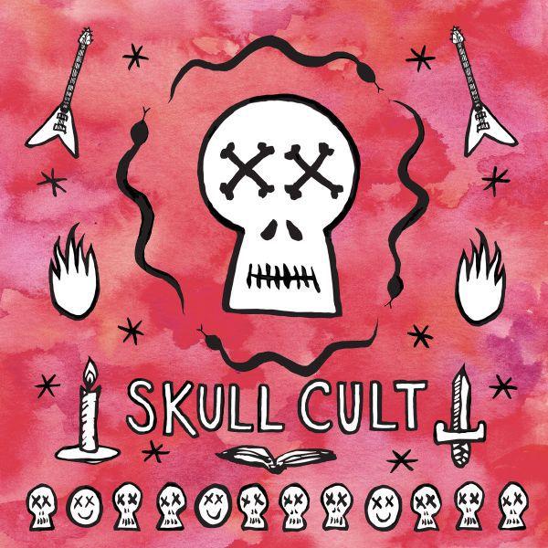 SKULL CULT, s/t cover