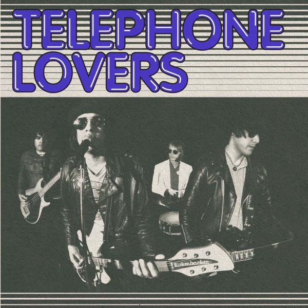 TELEPHONE LOVERS, s/t cover