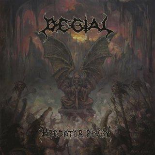 DEGIAL, predator reign cover