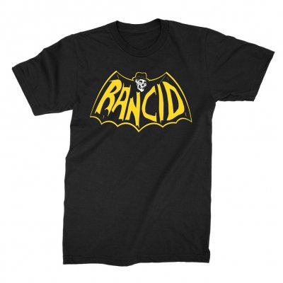 RANCID, skeletim batman (boy) black cover