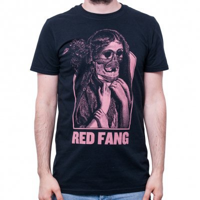 RED FANG, crow lady black (boy) black cover