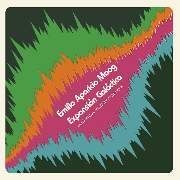 EMILIO APARICIO MOOG, expansion galactica cover