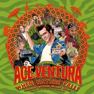 Cover O.S.T. (ROBERT FOLK), ace ventura: when nature calls