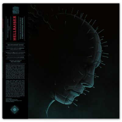 Cover O.S.T. (CHRISTOPHER YOUNG), hellraiser